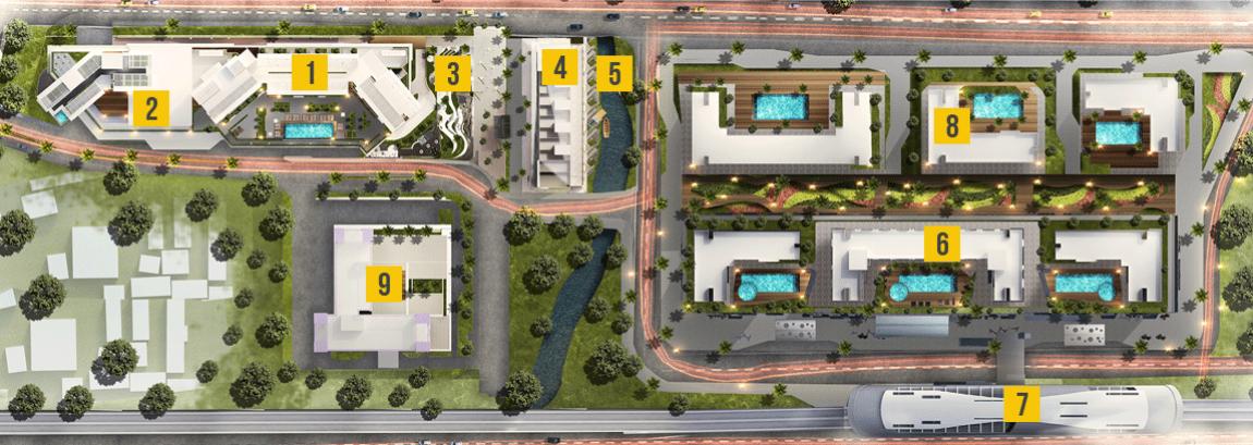 Master Plan LRT City Bekasi